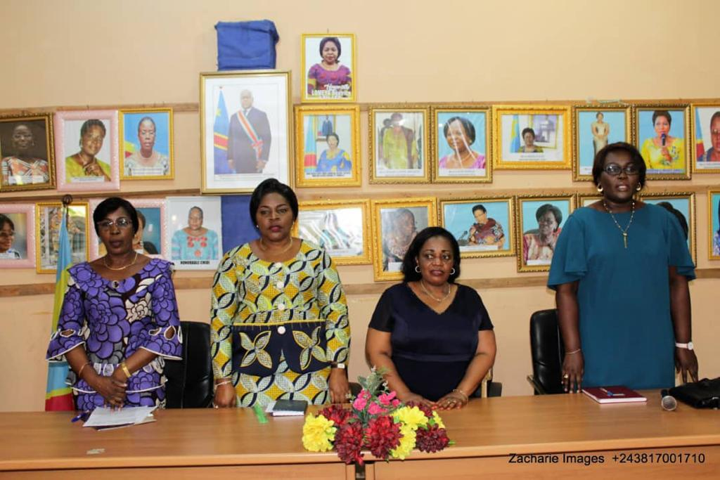 Journée internationale de la Femme : la RDC met le socle pour la célébration