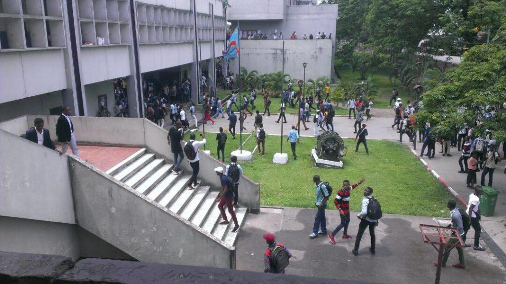 Kinshasa : 12 étudiants définitivement exclus de l'ISTA
