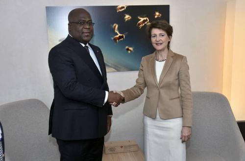 Diplomatie : Sophie Wilmès, la Première ministre belge est déjà à Kinshasa