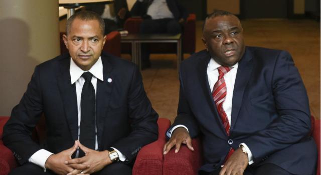 RDC : Moïse Katumbi et Jean-Pierre Bemba vont à tour de rôle occuper le poste du porte-parole de l'opposition