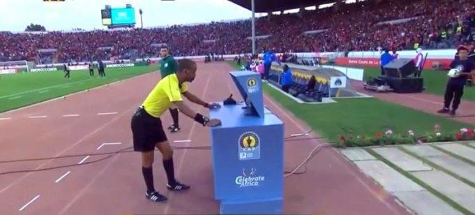 [Football/CHAN 2020] Comme lors de la CAN, la VAR sera utilisée à l'étape des quarts de finale