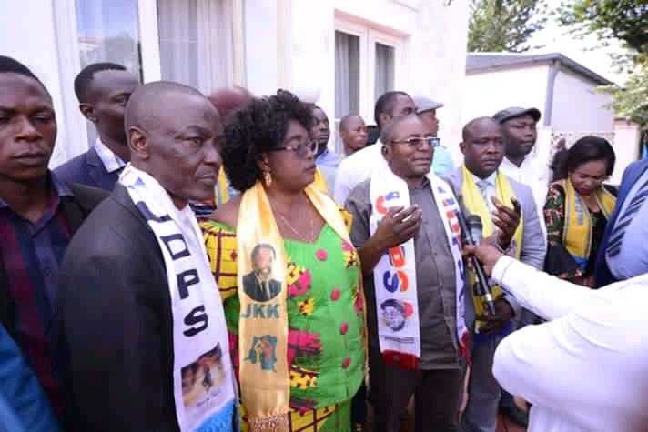 Haut-Katanga : l'UDPS et le PPRD s'engagent à consolider la coalition FCC-CACH
