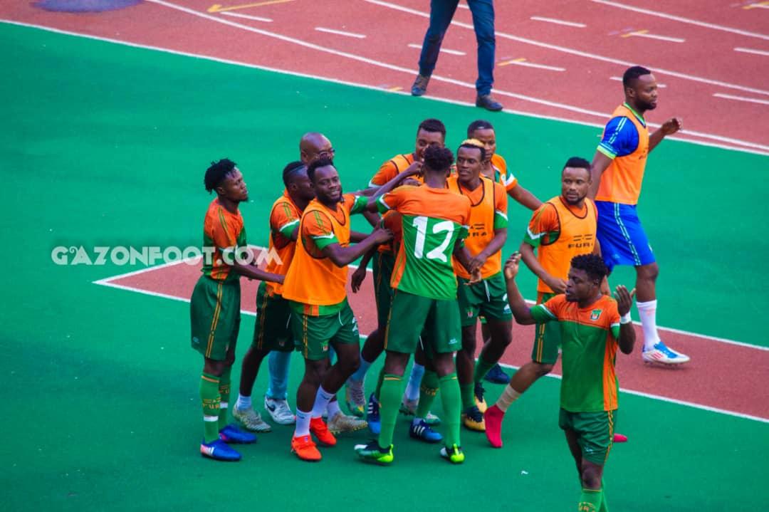 Football/LINAFOOT : Renaissance plus forte que Bukavu Dawa