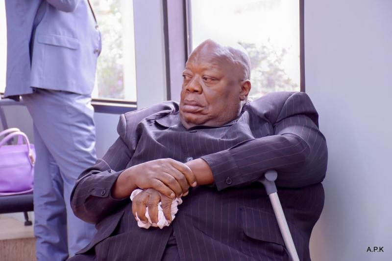 Assemblée provinciale de Kinshasa : décès ce mardi de Gérard Sapu Kalimasi