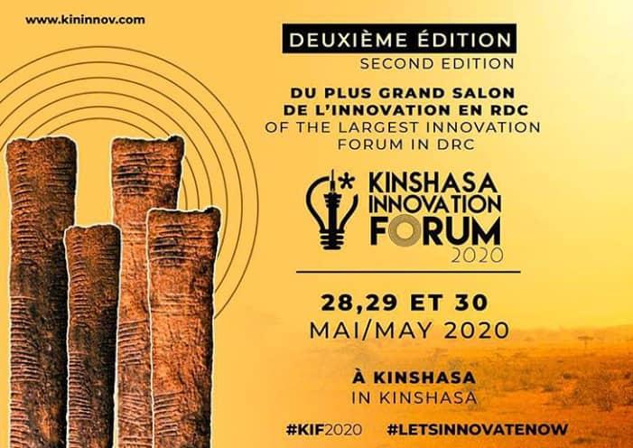 Kin'innov: la 2e édition du plus grand salon de l'innovation en RDC annoncée pour mai prochain