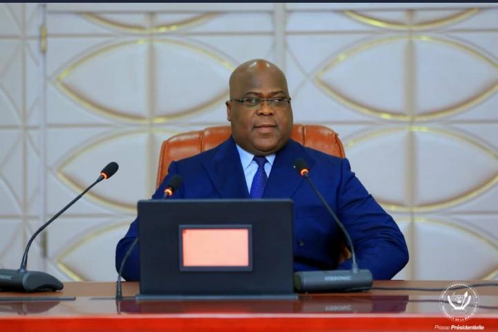 Flash: le Chef de l'Etat préside  la 22ème réunion du conseil des ministres (réunion en cours)