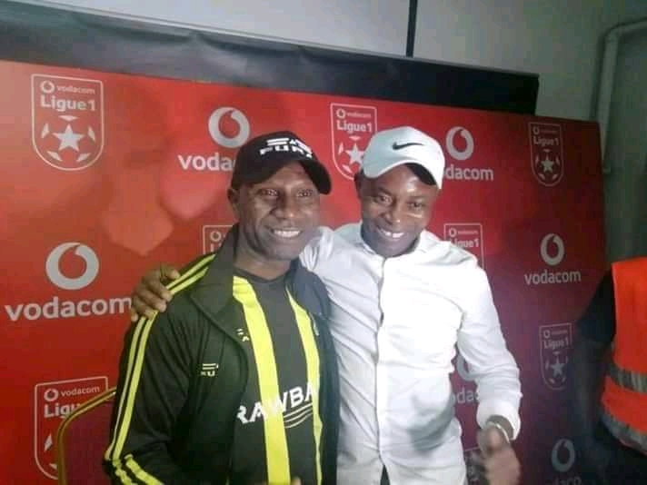 V.club-Dcmp: les deux coachs satisfaits de la rencontre