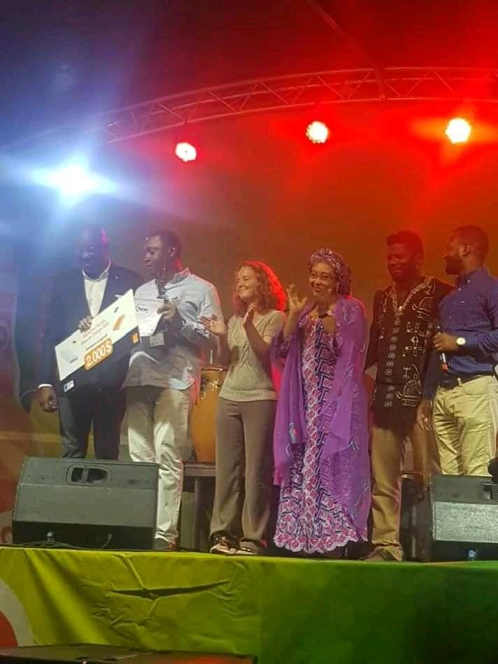 Littérature : Éric Ntumba sacré vainqueur de la 3e édition du Prix Makomi