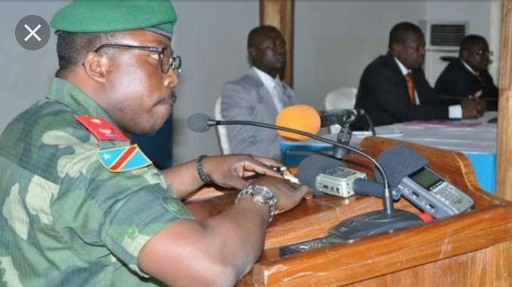 RDC: le chef de renseignement militaire des FARDC, Delphin Kahimbi, s'est éteint ce vendredi