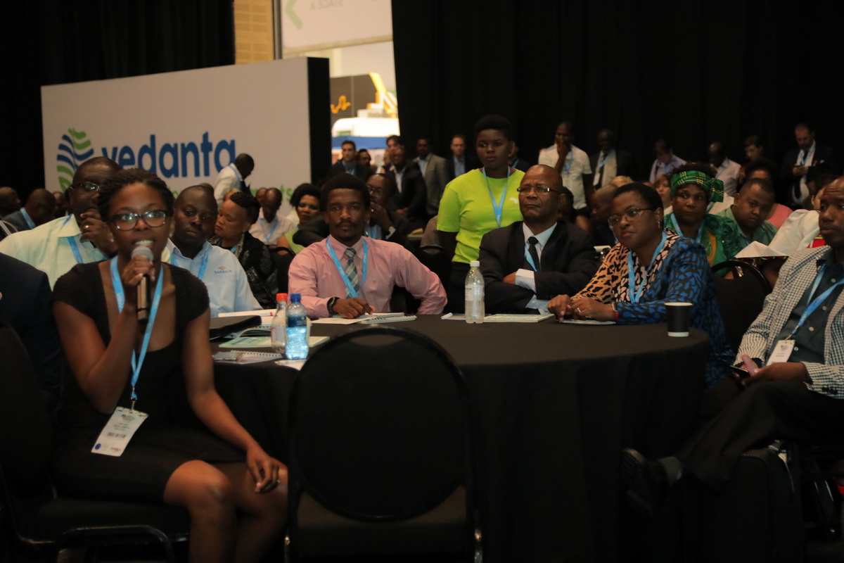 Mining Indaba: Students interested in careers in mining attend Young Leaders Programme for free