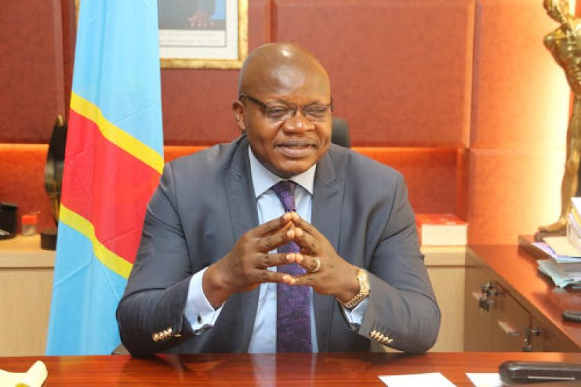 ESU-RDC : les homes de l'UNIKIN ne seront disponibles que l'année académique prochaine (Thomas Luhaka)