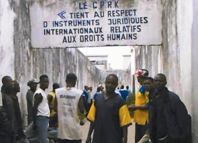 RDC : les conditions carcérales au centre de la requête des ex prisonniers