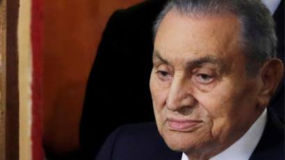 L'ex président égyptien, Hosni Moubarak décédé à 91 ans