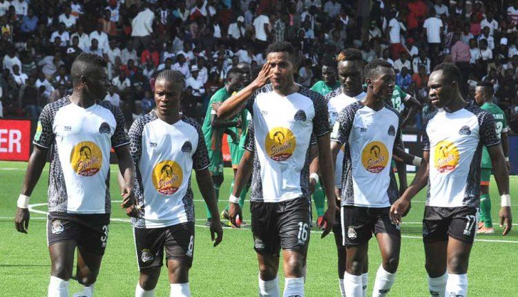 Foot-CAF: malgré son retard Mazembe croit à un renversement de situation