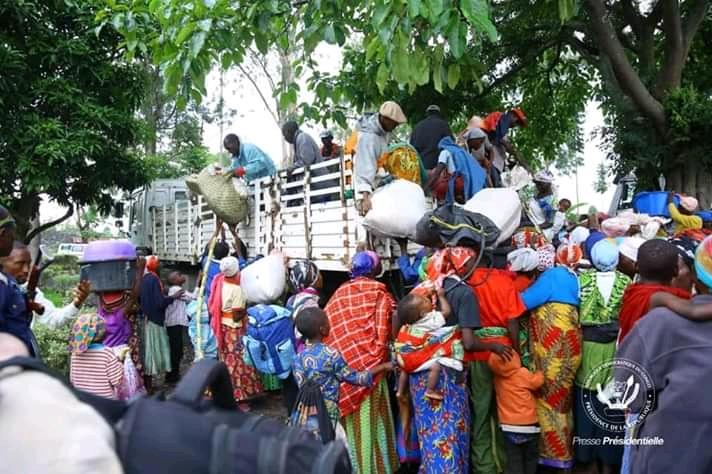 RDC: présents illégalement sur le sol congolais, les immigrés burundais rapatriés