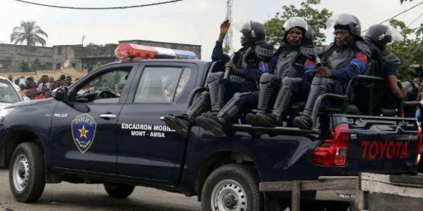 Kinshasa-Mont-ngafula : la police interdit la vente même des denrées alimentaires le long de la route kimwenza (Constat)