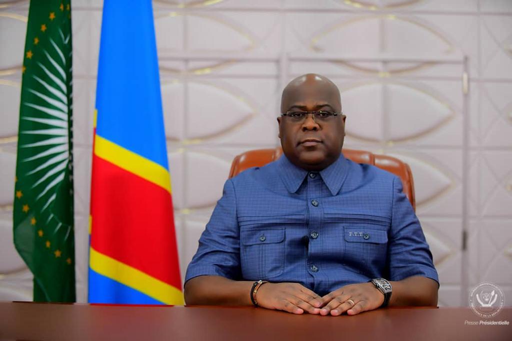 COVID-19 en RDC : Félix Tshisekedi décrète un état d'urgence sur l'ensemble du pays