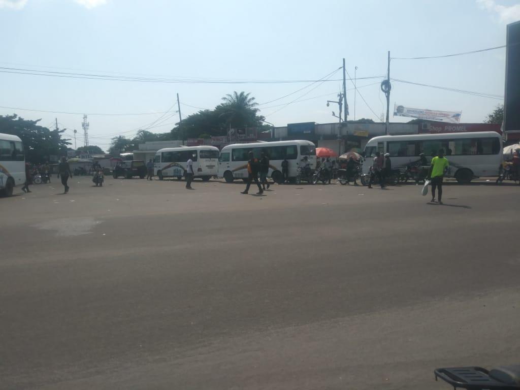 Kinshasa : malgré le report du confinement total, la ville a tourné au ralenti