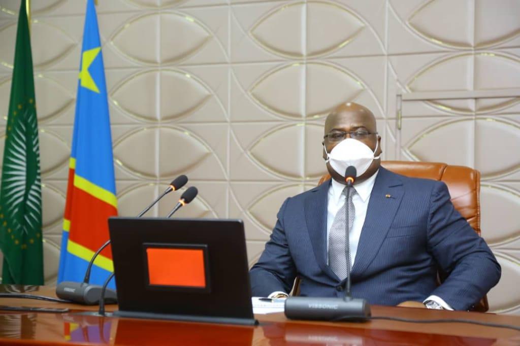 COVID-19/RDC : Félix Tshisekedi table sur la cohérence de la riposte contre la pandémie