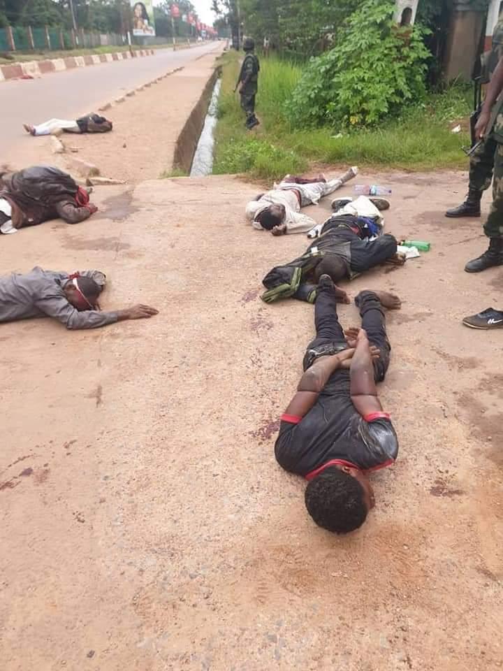 [Répression de Bakata Katanga]  Haut-Katanga : le Panel des Experts fustige l'usage disproportionné de la force