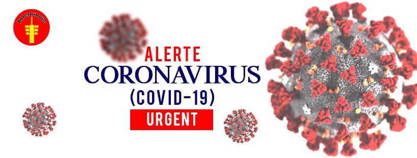 Covid-19/RDC: la barre de 900 cas et 100 guérisons dépassée