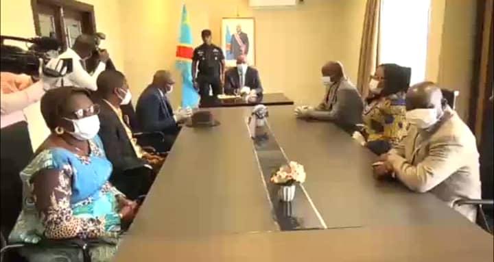 Haut-Katanga : Lamuka appelle à l'arrestation de Gédéon Kyungu