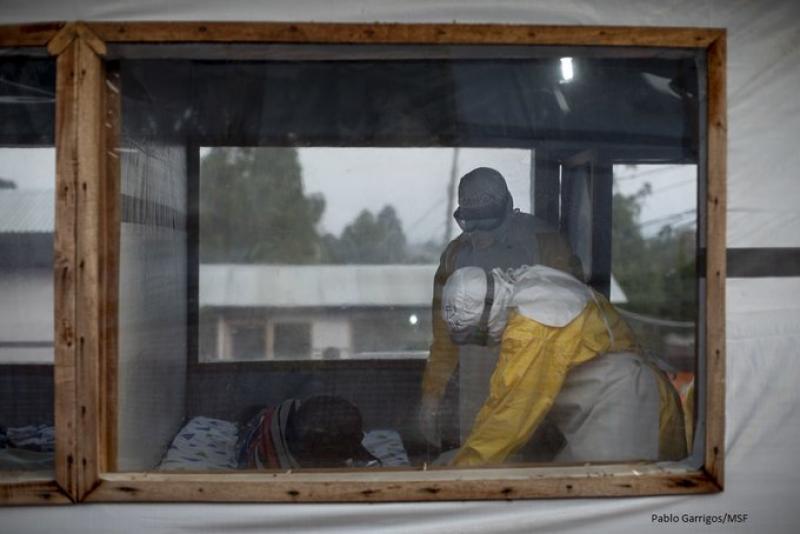 RDC-Résurgence Ebola : Déjà 5 cas recensés en une semaine
