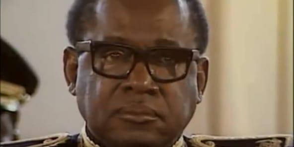 RDC-Histoire : 24 avril 1990, le jour où Mobutu s'est retiré de la tête du parti MPR
