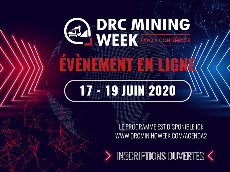 Barrick, Standard Bank et d'autres entreprises de premier plan soutiennent l'événement numérique DRC Mining Week