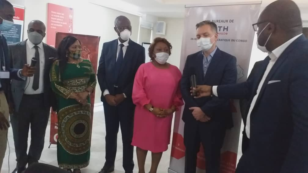 Big Data : Vodacom Congo, partenaire privilégié du Gouvernement dans la lutte contre le COVID 19, présente sa technologie de traitement des données analytiques