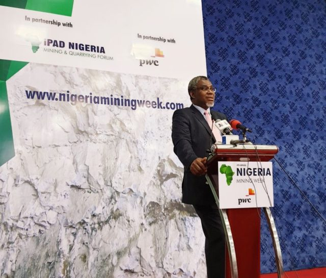"""Nigerian Mining Minister  ARC. ADEGBITE: """"Pandemic A Lesson To Not Just Rely On Oil"""""""