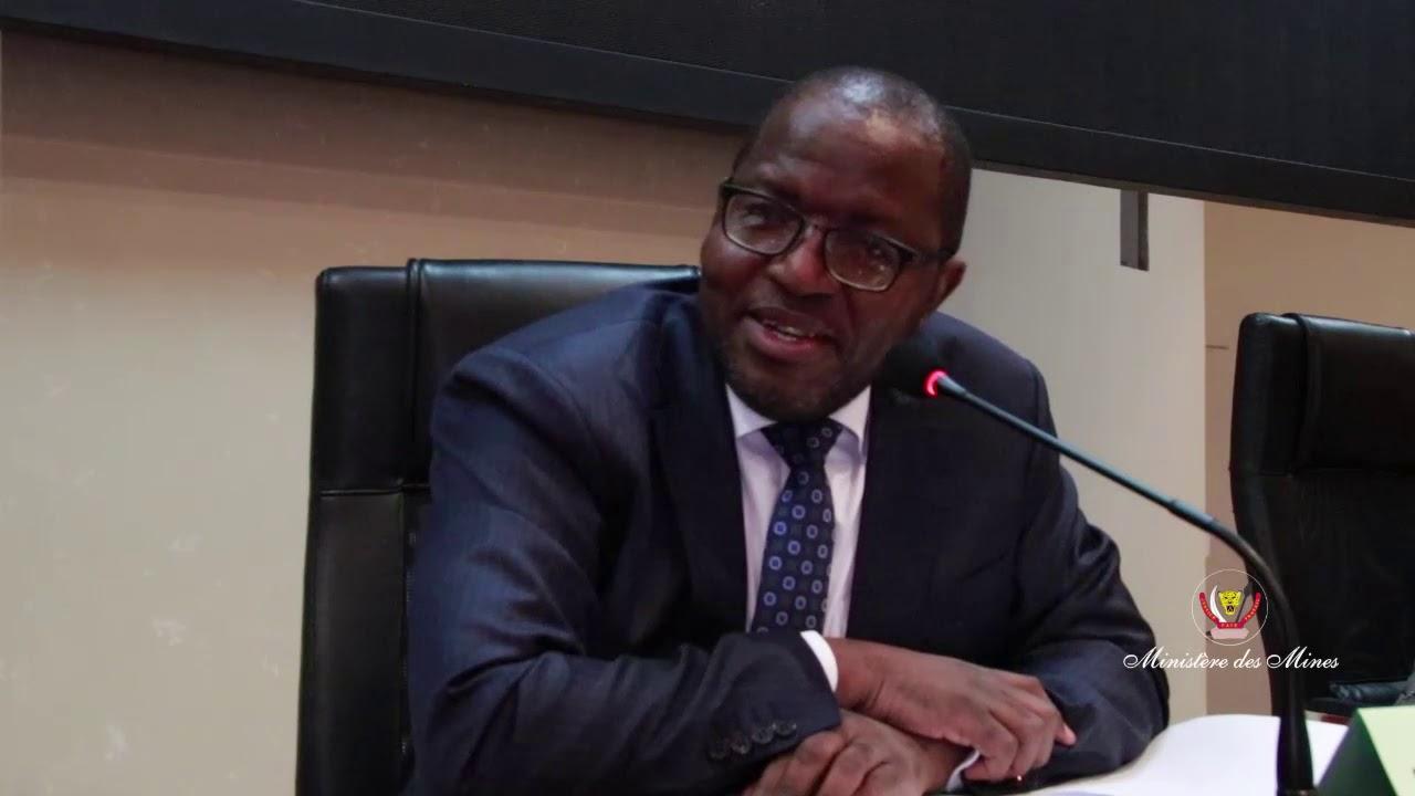"""Ministre des Mines en RDC: """"Nous souhaitons positionner la RDC comme principal producteur de cobalt sur la scène internationale »"""