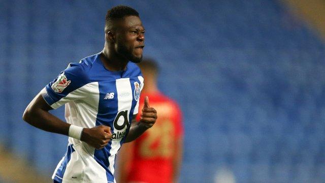 Football/Portugal : Chancel Mbemba voit double avec Porto FC