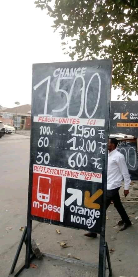 RDC : la banque centrale interdit l'affichage du taux de change