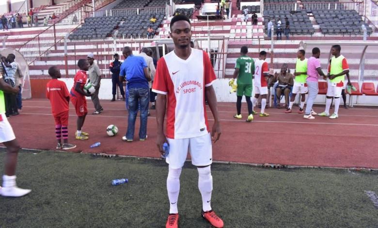Football/Mercato : Vclub enrôle Éric Kabwe pour 3 saisons