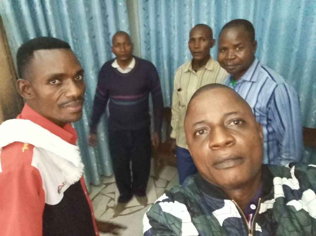 Lomami : clôture de la prière de quatre mois de confinement par groupe de pasteurs à Kabinda