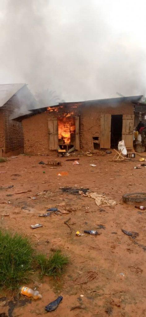 Tueries en Ituri : 19 personnes tuées dans une attaque successive des rebelles CODECO à Lisey, Tchulu et d'Aloys