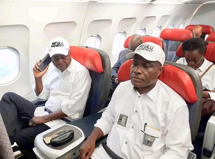 Politique : Martin Fayulu et Adolphe Muzito en Meeting ce samedi à Sainte Thérèse de N'djili