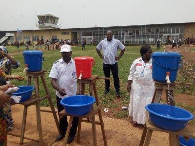Sud-Ubangi/COVID-19 : la division provinciale en rupture de stock des tests rapides pour les voyageurs