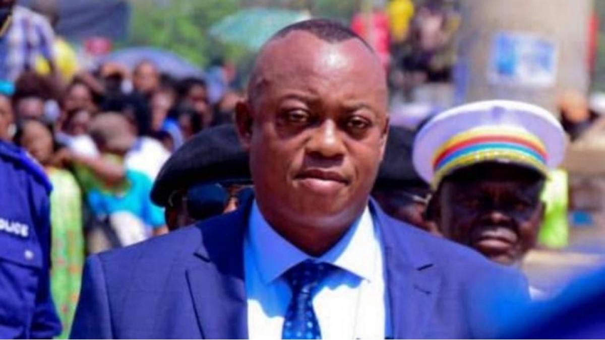 Kasaï-Oriental/Motion de défiance contre Maweja : invité à Kinshasa, Yve Muamba veut aller jusqu'au bout !