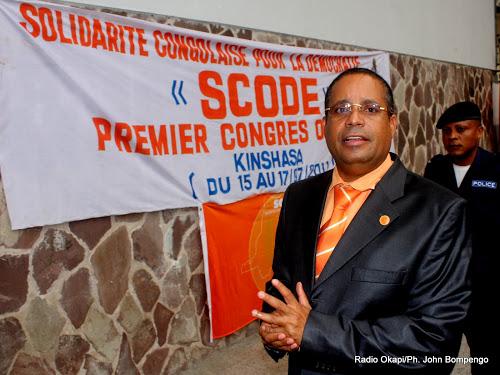 Crise au sein du FCC-CACH : c'est le peuple qui a donné le pouvoir à Félix Tshisekedi et non Joseph Kabila, estime Jean-Claude Muyambo