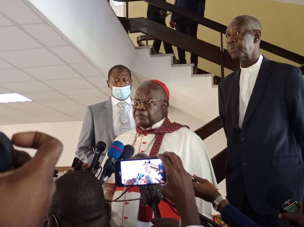Consultations nationales : Félix Tshisekedi invité à tout centrer l'économie pour le développement de la Rd-Congo