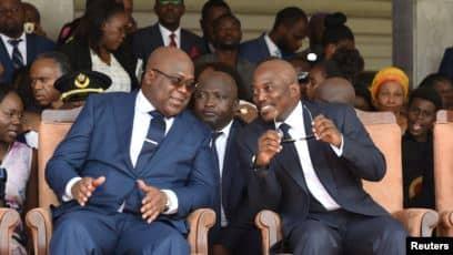 Consultations nationales : Joseph Olengankoy plaide pour un tête-à-tête entre Félix Tshisekedi et Joseph Kabila