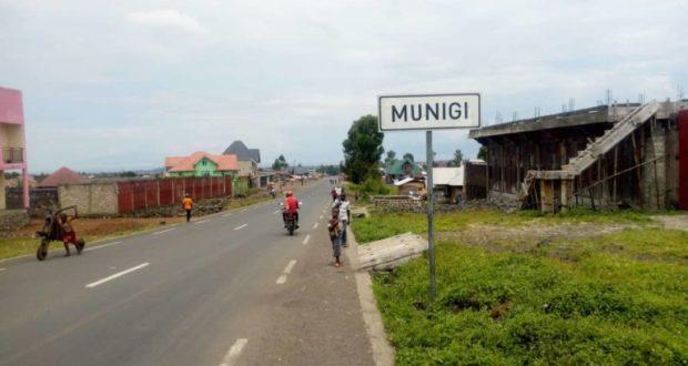 Nyiragongo : Des inconnus armés ont tué une personne à Muningi