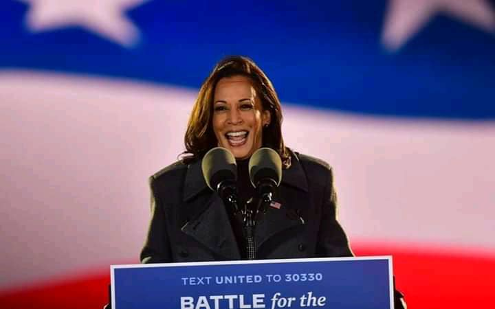 USA/Victoire Joe Biden : Kamala Harris devient la première femme vice-présidente dans l'histoire des États-Unis