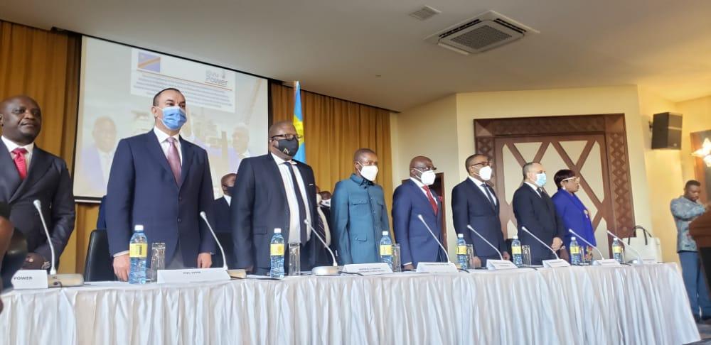 Nord-Kivu : lancement du premier projet d'exploitation du gaz méthane du lac Kivu