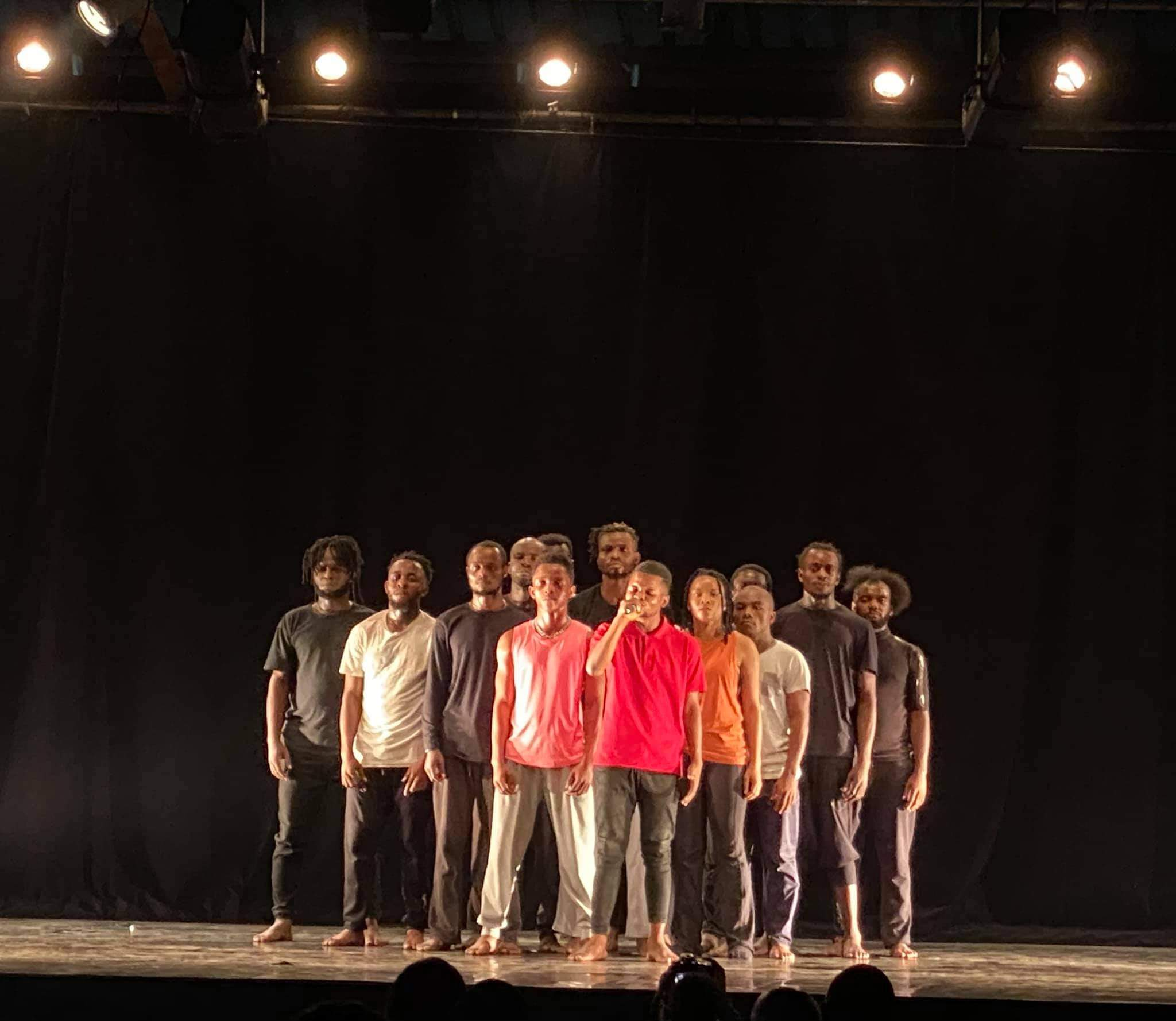 """Danse : """" Mutoto Dans'Afrika """" 2e édition sur scène à la Halle de la Gombe"""