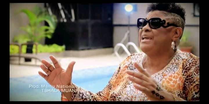RDC/Culture : Tshala Mwana interpellée par l'ANR à cause de sa chanson