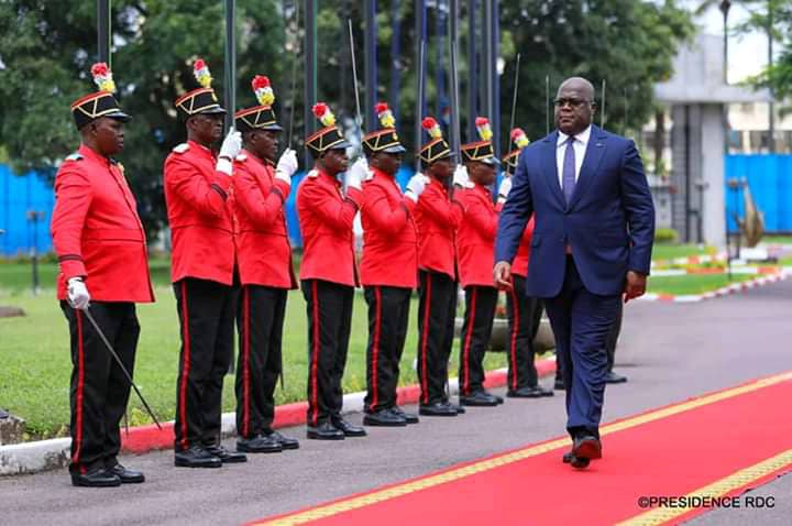 Politique : Félix Tshisekedi à Luanda ce lundi pour une courte visite