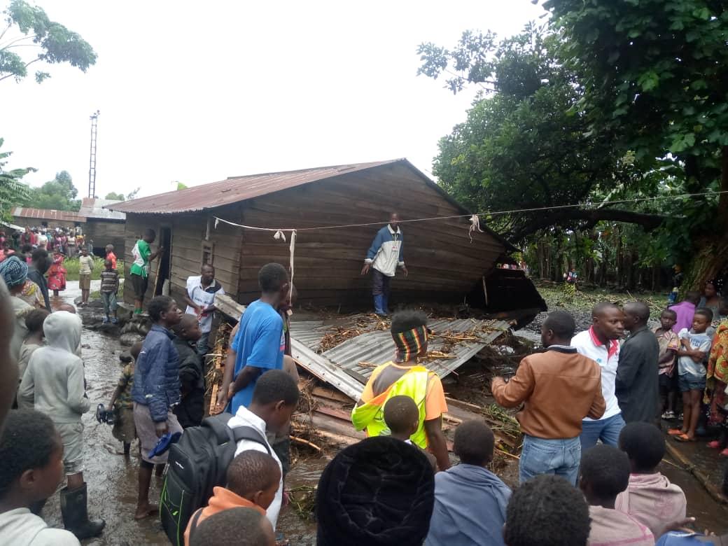 Nord-Kivu : Un accident de circulation fait 8 morts et 3 blessés graves à Muningi